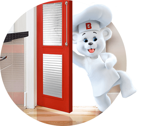 Meet the Bimbo® Bear, the icon of Bimbo®.